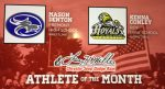 Congrats to Kenna Conley!  LHM Athlete of the Month!