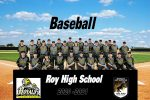 2020-2021 RHS Baseball Team / Seniors