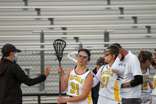 3-16-21 Girls Lacrosse vs Davis