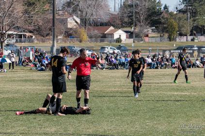 4-1-21 Boys Soccer vs Fremont