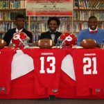 Five Red Devils Sign to Play at Next Level