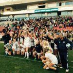 Skyline Girls Soccer 4A Champions