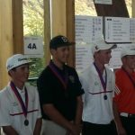 Blake Tomlinson, 4th in 4A State Golf Tournament