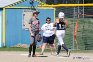 Skyline Lady Eagles vs Murray (April 21, 2016)