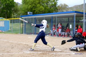 Skyline Lady Eagles vs Judge Bulldogs (April 28, 2016)