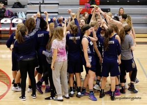 Skyline Lady Eagles vs American Fork (12.13.2016)
