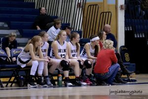 Skyline Lady Eagles vs Kearns (12.22.2016)