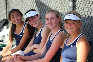 Skyline Girl's Tennis