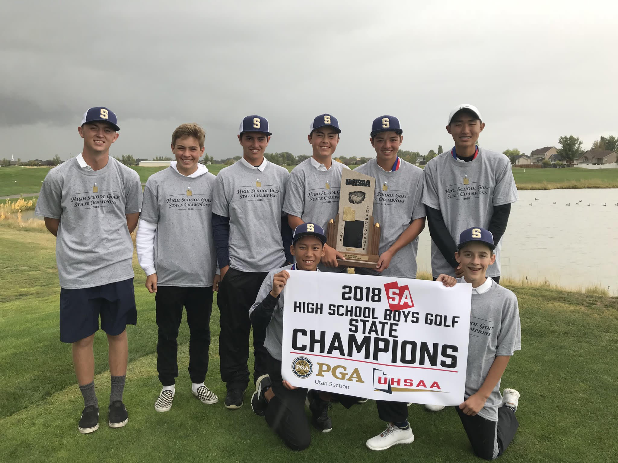 Skyline wins State Championship by 19 strokes