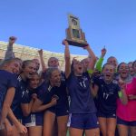 Girls Soccer 5A State Champions!