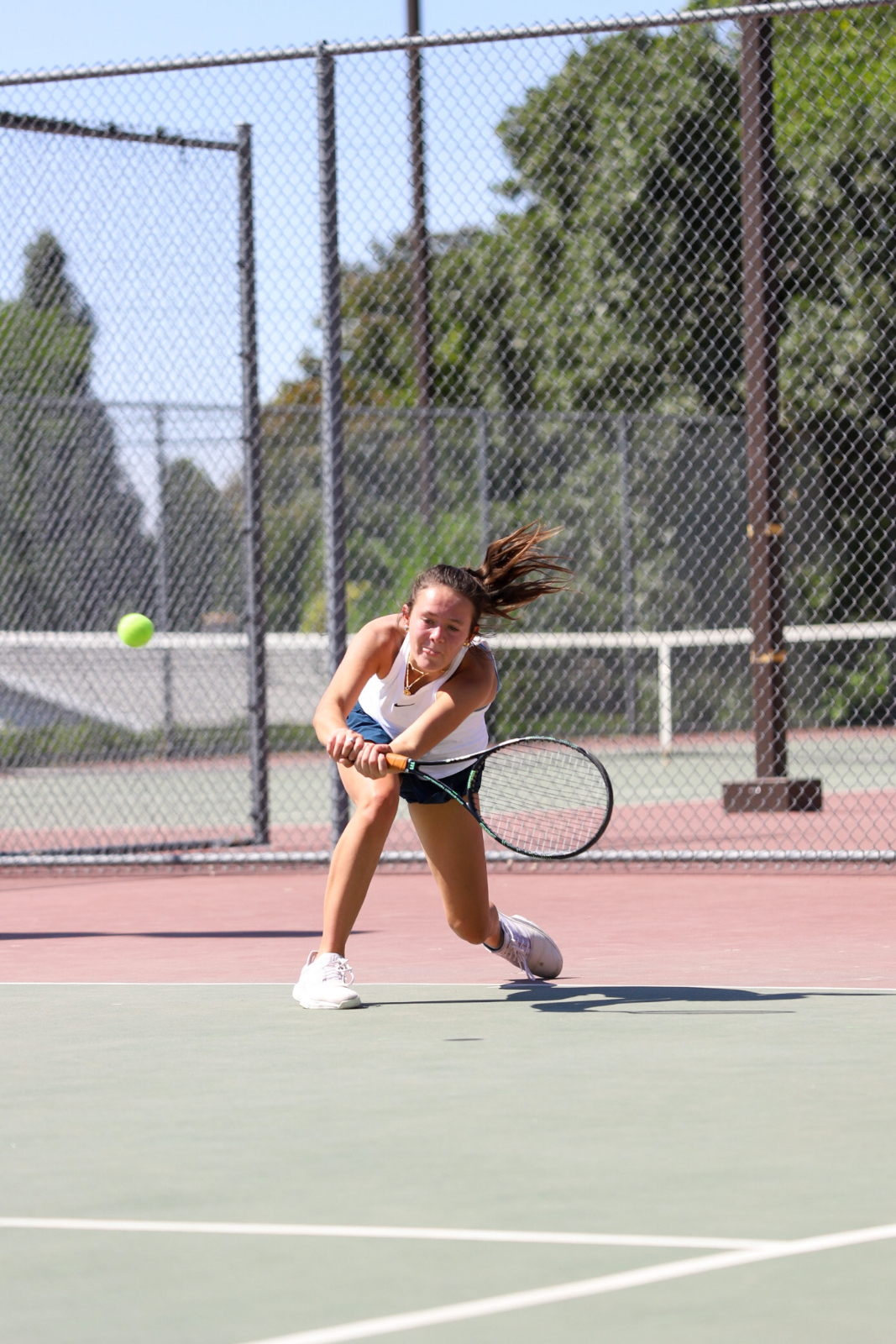 Girls Tennis Preseason