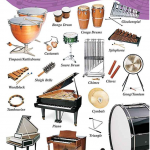 MUSIC – REQUIRED PERCUSSION SUPPLIES