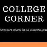 College Corner – September 2019