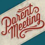 Spring Sports Parent Night – Monday – 3/9/20