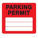 RHS Parking Pass Collection – 2020