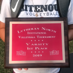 Volleyball – A Note From Coach Oatis – 9/15/19