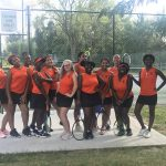 Girls Varsity Tennis beats University City 9-0