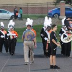 Band at Poplar Bluff Game - 9/20/19 - Photos by Lee Laskowski