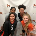 Ritenour Volleyball Program Players of the Week:  10/13 – 10/19