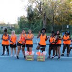 Girls Tennis vs. Hazelwood East - 10/2/19 - SENIOR NIGHT - Photos by Lee Laskowski
