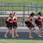 Cheer and Dance at Kirkwood Game - 10/5/19 - HOMECOMING - Photos by Lee Laskowski