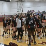 Volleyball vs. Trinity - 10/8/19 - Photos by Terry Bowen