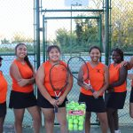 Girls Tennis - District Semifinals vs. McCluer North - 10/8/19 - Photos by Lee Laskowski