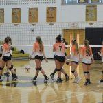 Volleyball - Varsity vs. FZE - 10/14/19