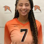 Volleyball – Hollyfield to Continue Career at Independence Community College