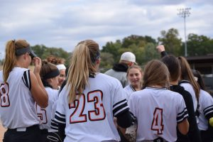 Softball vs. Hazelwood Central – Districts – 10/16/19 – Photos by Lohnes