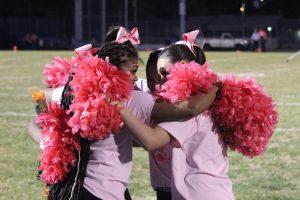 Cheerleading Senior Night vs. Rockwood Summit – 10/18/19 – Photos by Laskowski