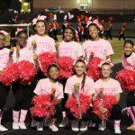 Cheerleading Senior Night Photos – 10/18/19