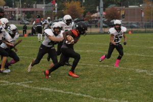 Football – C-Team vs. Pattonville – 10/28/19 – Photos by Laskowski