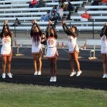 Cheerleading – JV at Hazelwood Central Game – 10/14/19