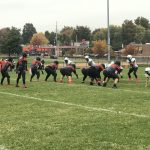 Boys C Team Football falls to Pattonville 12 – 0