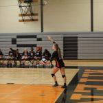 Girls Volleyball vs. McCluer North - District Semifinals - 10/30/19 - Photos by Laskowski