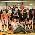Girls Volleyball – DISTRICT CHAMPIONS – 2019