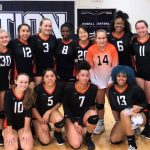 Girls Varsity Volleyball falls to Hickman 2 – 0