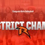 Volleyball – District Champs Graphic – 2019