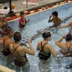 Girls Swimming - 1st Day of Practice - 2019 - Photos by Laskowski