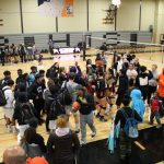 Volleyball - vs. Hazelwood Central - District Champions - 10/30/19 - Photos by Laskowski