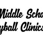 6th, 7th, and 8th Grade Volleyball Clinics – Starting Soon!