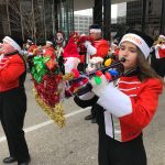 Marching Band and Color Guard – Thanksgiving Day Parade – 2019
