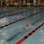 Girls' Swim – A Note from Coach Rivera