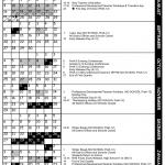 RHS – 2020/2021 School Calendar Approved by BOE