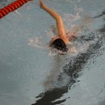 Girls Swimming vs. FZE - 1/24/20 - Pictures by Swallow