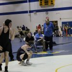 Wrestling at Thrasher Tournament - 2/1/20 - Photos by Kunz