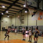 Girls Basketball vs. Clayton - 2/10/20 - Photos by Williams