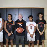 Boys Basketball - Senior Pictures - 2/21/20