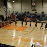 Cheerleading - SENIOR NIGHT vs Webster Groves - 2/21/20 - Photos by Williams